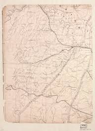 Ohio Railroad Map by Confederate Railroad Maps