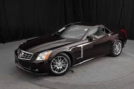 2015 cadillac xlr price sell used 2009 cadillac xlr platinum convertible black cherry in