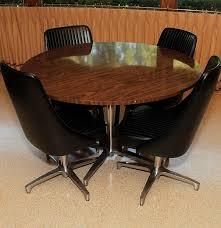 chromcraft dining room furniture mid century modern