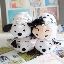 aliexpress buy arrival 101 dalmatians tsum tsum mini