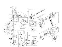 kenmore 1521 1560 1937 sewing machine threading diagram sewing