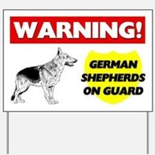 German Shepherd Christmas Yard Decorations by German Shepherd Yard Signs Custom Yard U0026 Lawn Signs Cafepress