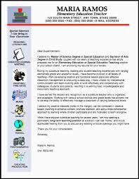 teacher cover lettersample education cover letter example cover