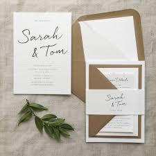 Led26dp38s830 25 100 Wedding Invitations South Africa Modern Wedding