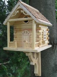 chapter how to build a log birdhouse wood creative