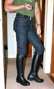 Duck Boots Mens Fashion Guy Needs Fashion Advice Breeches For Lessons Archive Horse