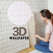 3d wallpaper brick design foam wall end 11 25 2017 4 45 pm