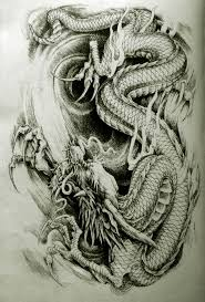 tribal chinese dragon tattoos best 25 oriental dragon tattoo ideas on pinterest dragon