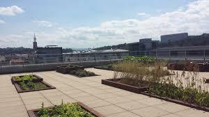 groupama siege iutgbcergy on jardins suspendus expérimentaux au 5ème
