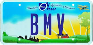 ohio bureau of motor vehicles banned ohio license plates 400 requests rejected