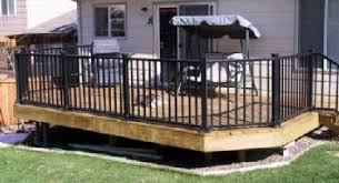 metal deck railing kits resolve40 com