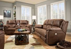 Recliner Living Room Set Pandora Splendid Mocha Power Reclining Living Room Set Sm751