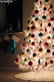 target white christmas tree lights white christmas tree colorful white tree at night white christmas