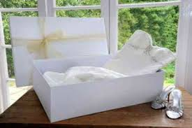 wedding dress cleaning and boxing wedding dress cleaning storage boxes