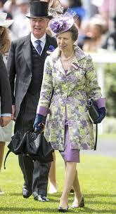 Princess Anne Kate Middleton And Prince William Make First Royal Ascot