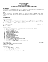 entry level administrative assistant resume sample resume for