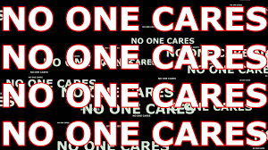 Omg No One Cares Meme - no one cares youtube