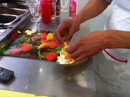 wafia cuisine névé glaces staoueli alger algeria
