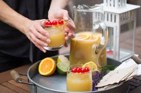 whiskey sour party punch recipe lemonsforlulu com