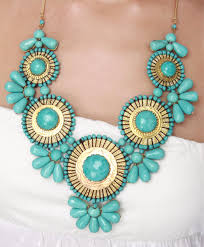 jewelry statement necklace images Seafoam statement necklace sea foam green bib bubble necklace png