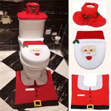 discount santa claus bathroom accessories 2017 santa claus