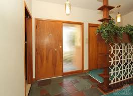 Mid Century Room Divider Warm And Beautiful 1962 Mid Century Modern Brick Ranch Time