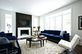 in the livingroom impressive blue sofa in the living room home design lover 6