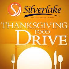 thanksgiving give away silverlake church