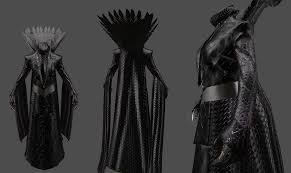 wicked witch costume wicked witch dress for skyrim by zerofrust on deviantart