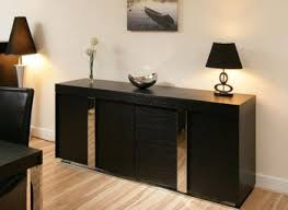 san francisco modern buffet cabinet dining room with manufactured