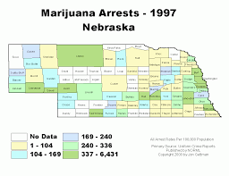 Map Of Nebraska And Colorado by Nebraska Laws U0026 Penalties Norml Org Working To Reform