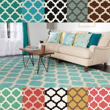 Teal And Gold Rug White Rugs U0026 Area Rugs Shop The Best Deals For Oct 2017