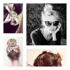 hair styles for vacation summer vacation hairstyle top bun scarf hair wraps trendsurvivor