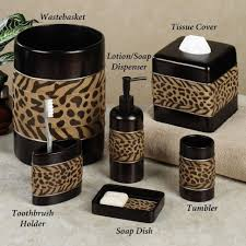 home decoration hand cheetah print wall for bedroom painted