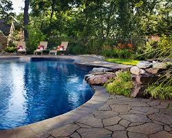 pool patio pavers belgard pool decks