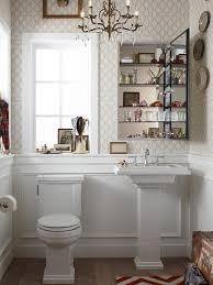 Small Bathroom Wallpaper Ideas Colors Tresham Collection Small Bathroom Powder Room And Small
