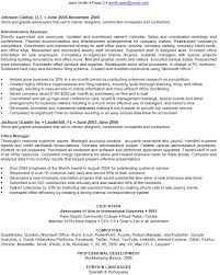 Examples Of Administrative Assistant Resumes Wholesale Distributor Administrative Assistant Resume Operations