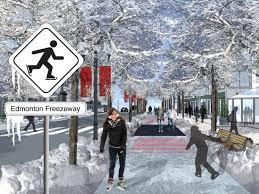 the not so crazy plan to build an ice skating highway through
