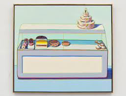 Wayne Thiebaud Landscapes by At Tea With The Legendary Painter Wayne Thiebaud The New York Times