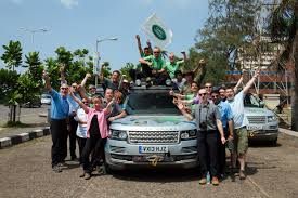 land rover nepal land rover completes world u0027s first hybrid expedition along silk