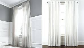 White Patterned Curtains White Window Curtains Cfresearch Co