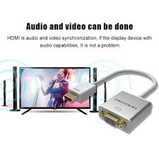 best audio cables for home theater retail and wholesale vention hdmi to vga adapter converter cable