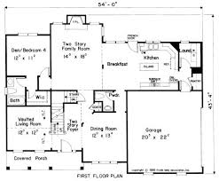 good house plans good plan for house best single story house plans in kerala