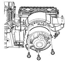 chevrolet sonic repair manual blower motor replacement blower