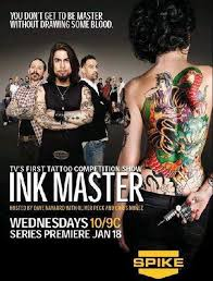 ink master the of