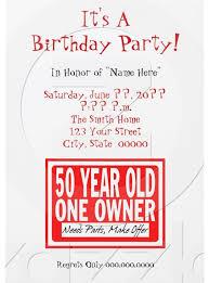 5 hilarious invitation designs
