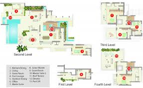 ani estate luxury villa floor plan picture home design and home