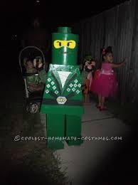 Ninjago Halloween Costume Coolest 25 Homemade Lego Ninjago Minifigure Costumes