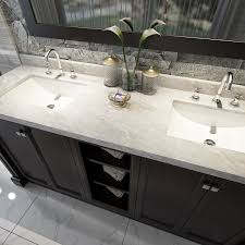 Inch Double Sink Vanity Top Double Sink Vanity Tops Bathroom - Bathroom vanity double sink tops