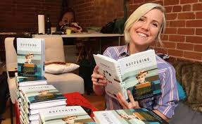 My Drunk Kitchen Hannah Hart Unveils Second Book Titled U0027buffering U0027 A Collection